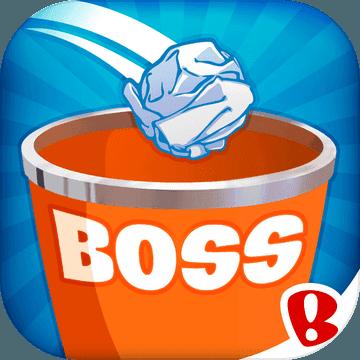 Paper Toss Boss游戏