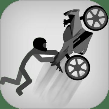 火柴人赛车跳跃游戏 v1.0 最新版