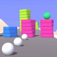 疯狂的球球3D软件