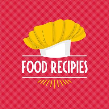 食品厨师食谱