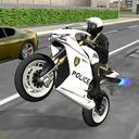 模拟交警自行车软件