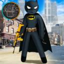 火柴人蝙蝠绳索侠软件