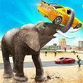 愤怒的大象城市攻击软件