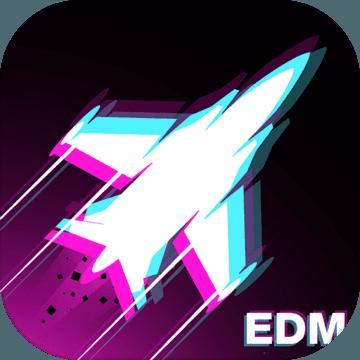 节奏飞行:电火花音乐游戏