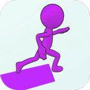 人类彩色赛跑软件