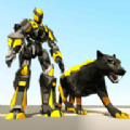 黑豹机器人变形下载