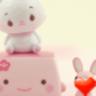 粉色世界粉萌宝宝魔秀桌面主题软件