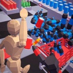 商场疯狂大作战