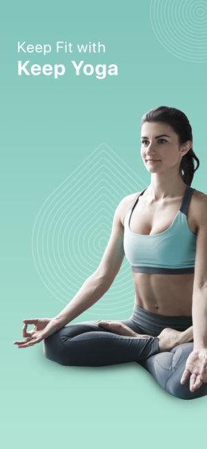 Keep Yoga v1.0.0 iPhone/ipad版
