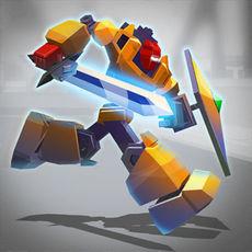 装甲小队:机器人与机器人