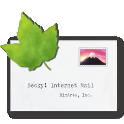 邮件客户端Becky! Internet Mail2.72.01 破解版